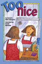 Book cover of Too Nice